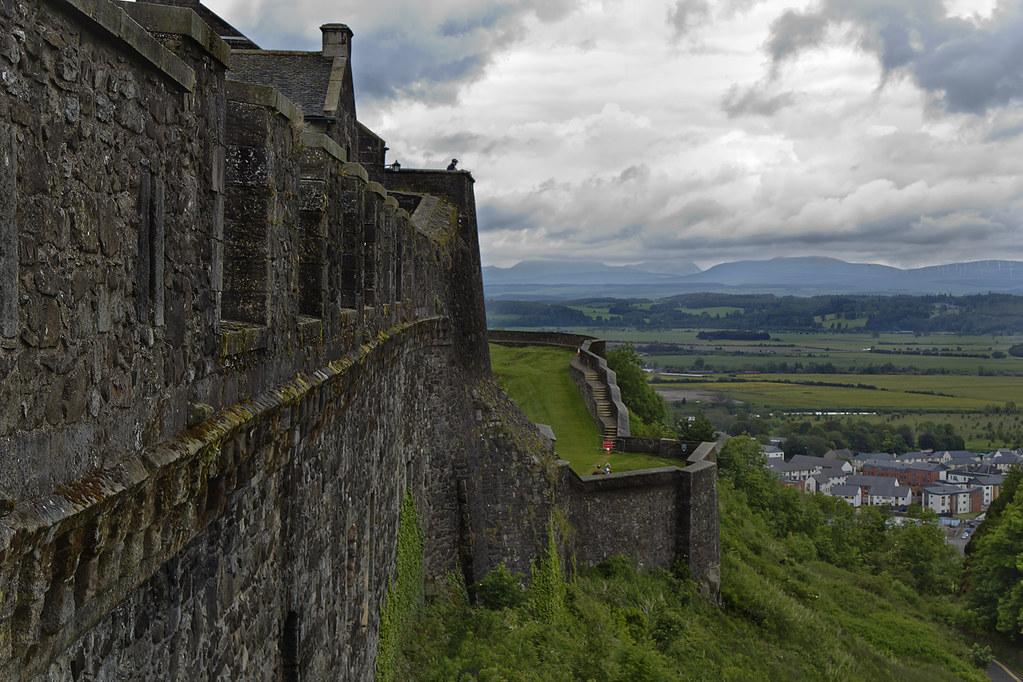 Stirling Castle Battlements