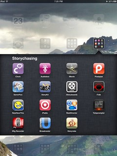 Storychasing iPad Apps - August 2011 | by Wesley Fryer