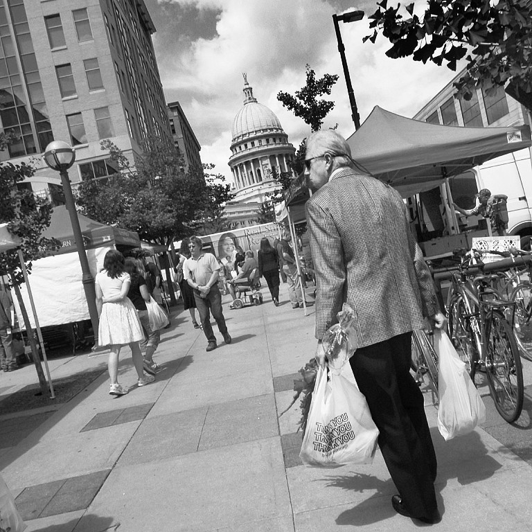 Flaneur At Wednesday Farmers Market >> Flaneur At The Wednesday Farmers Market A French Word Tha Flickr