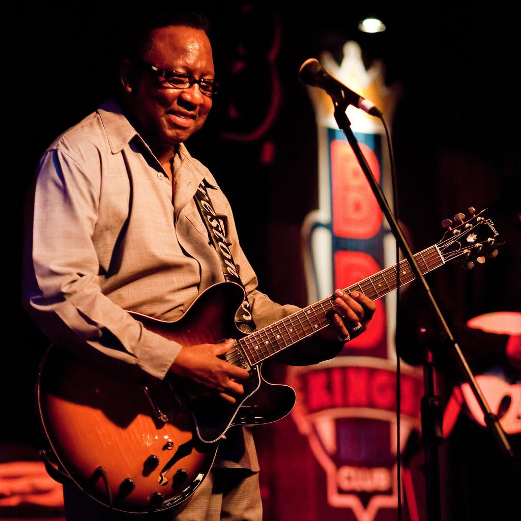 Preston Shannon, Memphis, 2010, Plate 23 | BB King Blues Clu… | Flickr