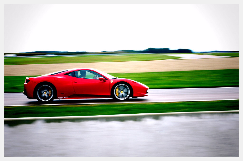 Fast Cars, Low Shutter...