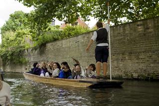 ILH Students - Cambridge Trip - Ref: ILH23
