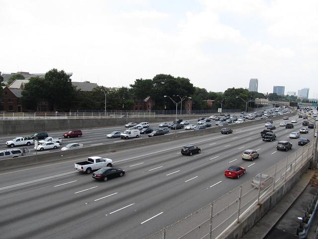 I-75, Atlanta, Georgia