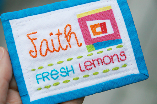 Hello, my name is... | by Fresh Lemons : Faith