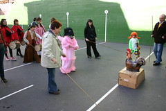 Jueves día del Gallo 2008.