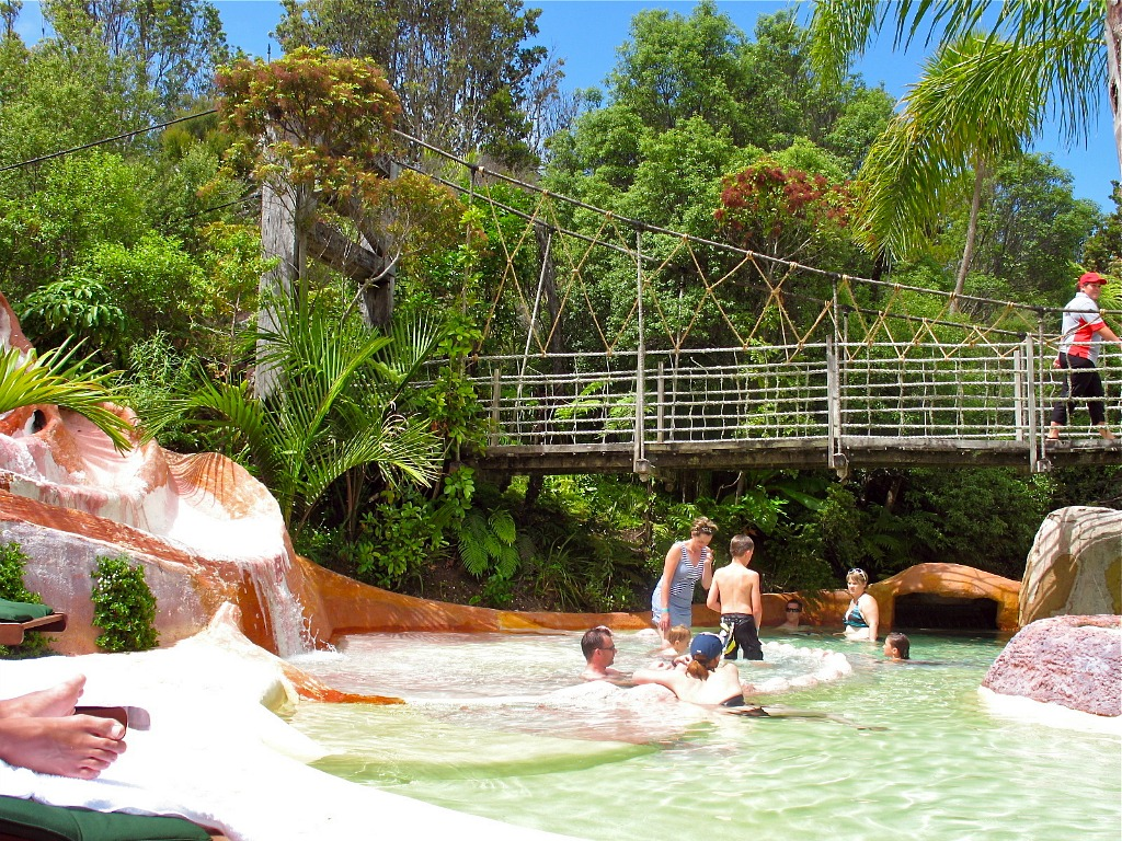 The Lost Spring Thermal Pool, Whitianga, New Zealand | Flickr