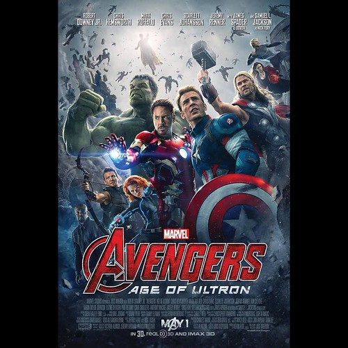 #WSU Week of Welcome @wsuwow continues tonight with a Rooftop Movie: Avengers: Age of Ultron. Seating begins at 9, movie begins around 9:30. Head to the top of Terrell Library for the movie! #WSUWOW #GoCougs