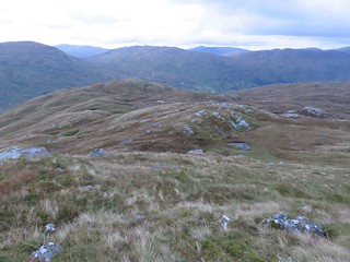 Sgiath Chuil last part of ridge   by ancancha-oomtoo