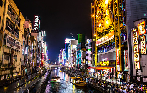 Dontonbori Osaka | by Aussie Assault