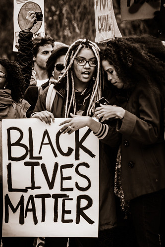 Black Lives Matter | by Johnny Silvercloud