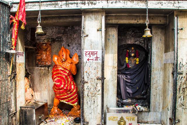 Jwalamukhi Devi Temple, Jawalamukhi, Himachal Pradesh, India