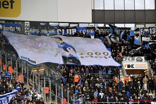 AA Gent - Club Brugge 29-01-2017