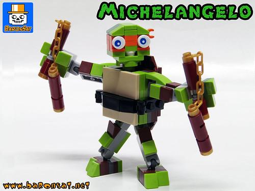 MICHELANGELO MIXELISED