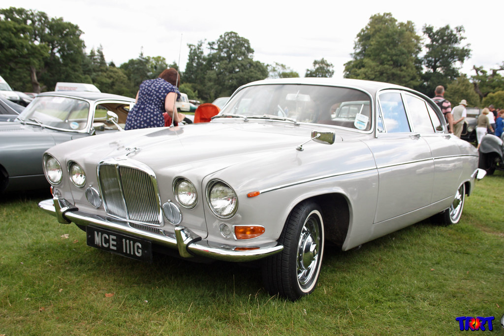 1969 Jaguar 420G | Trigger's Retro Road Tests! | Flickr