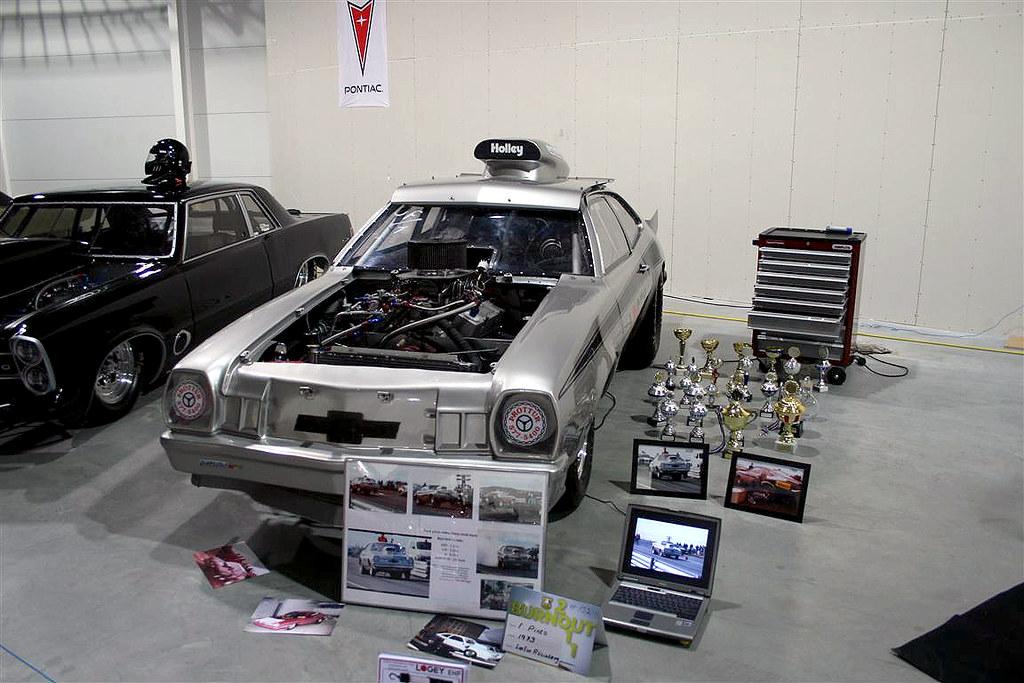 1974 Ford Pinto 434 SBC | Halfdan Sigurjonsson | Flickr