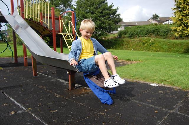 Tobermory playground