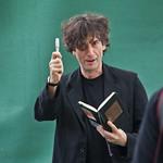 Neil Gaiman |