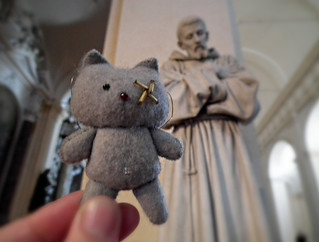 St Francis and Smoggy