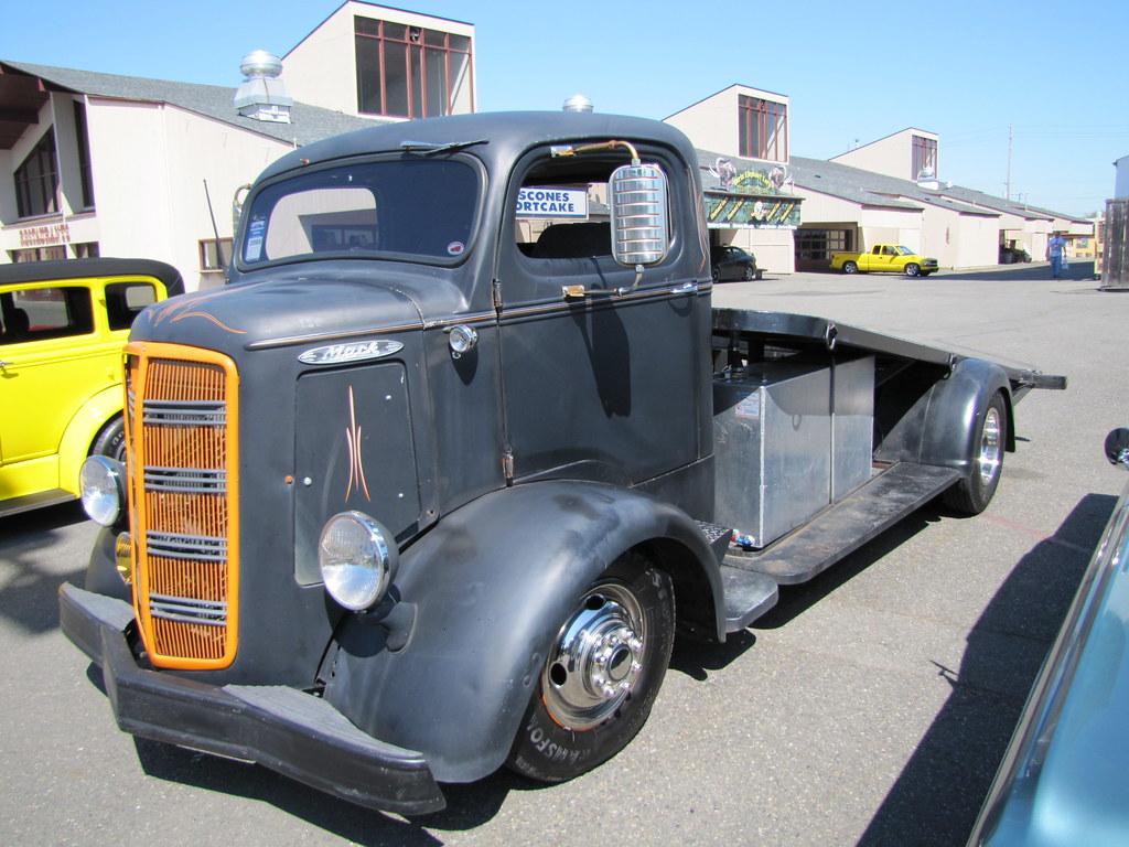 1938 Mack Truck COE   troy tronson, maple valley wa    bballchico