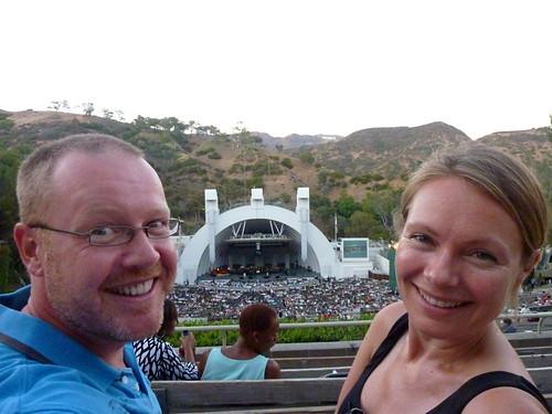 LA - Holleywood Bowl - Quincy Jones concert - 1