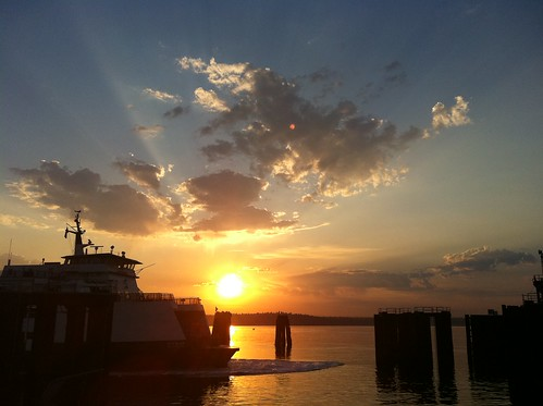 ferry sunrise lj vessel vashon