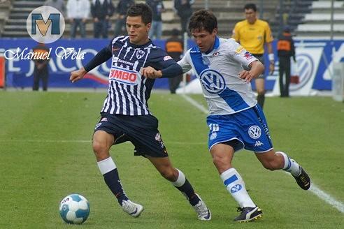 DSC01022 Puebla FC vs Rayados de Monterrey empataron a tres goles en espectacular partido en el estadio Cuauhtémoc por LAE Manuel Vela