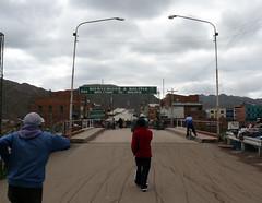 do, 14/01/2010 - 15:15 - 11. we lopen over de grens bij Aguadero