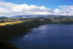Otavalo - Cuicocha Lake