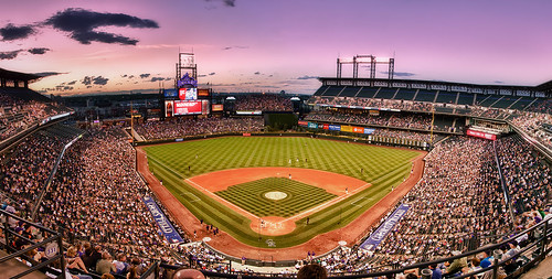 Coors Field | by Max and Dee
