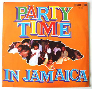 """Party Time In Jamaica"" Studio One Records 1969"