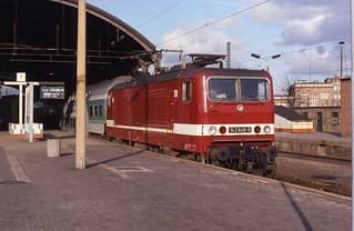 17.01.94 Halle (Saale) Hbf 143.646
