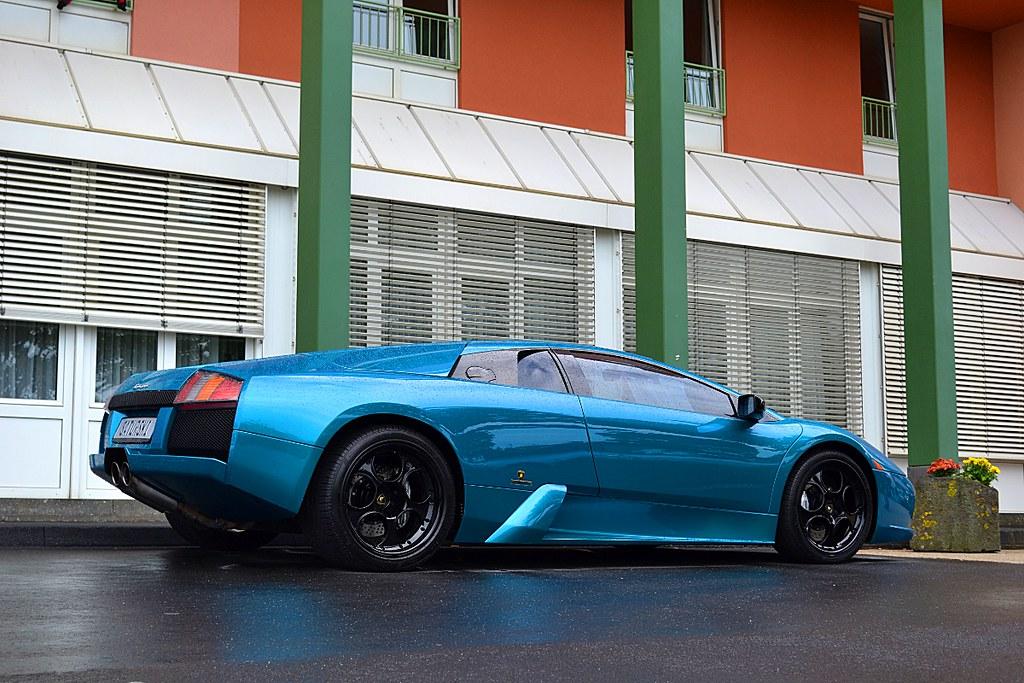 Lamborghini Murcielago 40th Anniversary Edition Oldtimer G Flickr