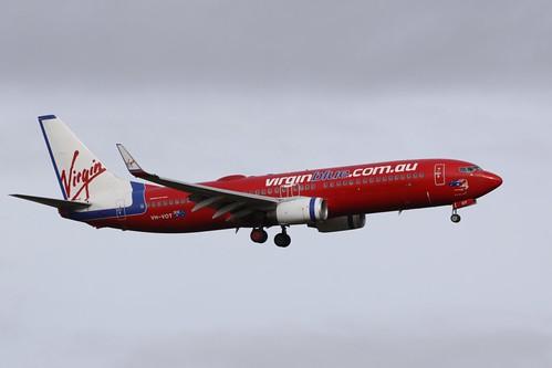 Virgin Blue 737-800 VH-VOT