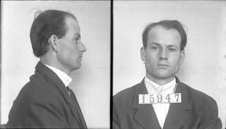 Shead, John (AKA- John Woods). Inmate #15947 (MSA)
