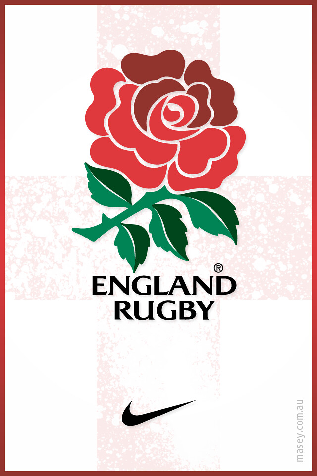 England Rugby Iphone Wallpaper Splash This Wallpaper Acros