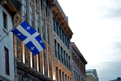 Québec Flag | by Mathieu Thouvenin