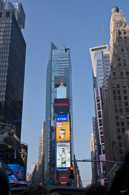 Times Square, Manhattan, NY #44- Street scenes #42