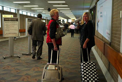 Mom and Sue go to Denver, September 16, 2011 | by Maggie Osterberg