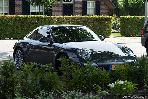 Porsche 997 Targa 4S MkII Limited Edition