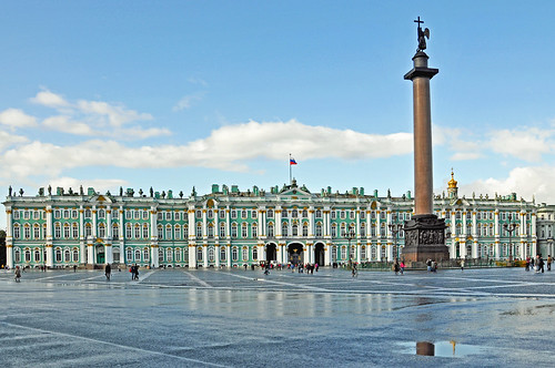 Russia_2761 - Monument and Hermitage | by archer10 (Dennis)