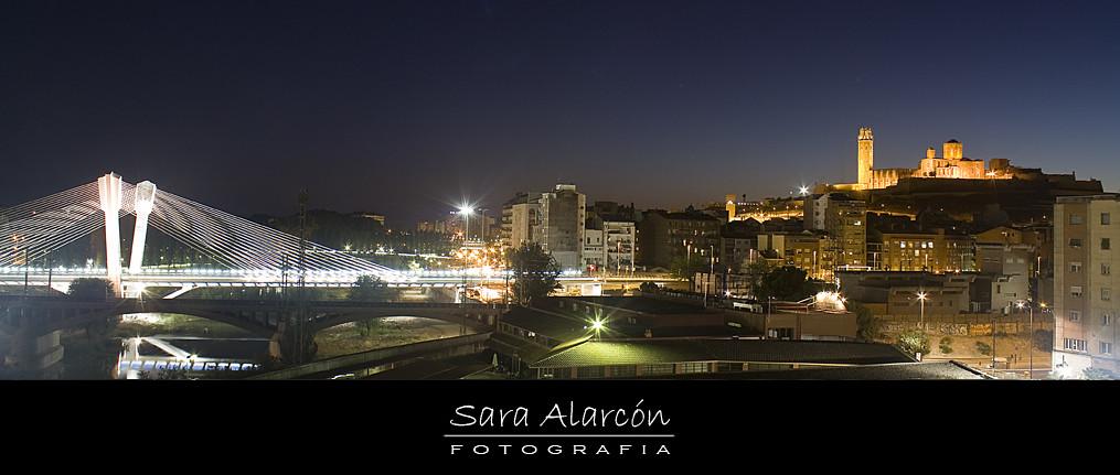 Lleida Vista Desde La Terraza Da Moon La Llotja Explor