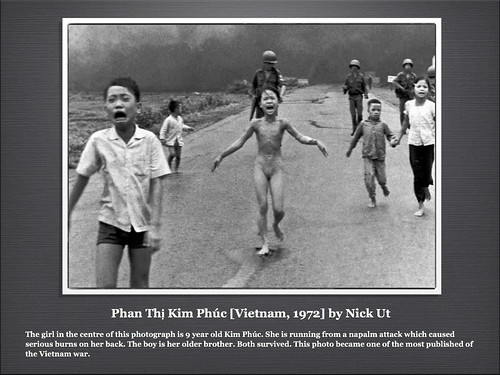Phan Thị Kim Phúc [Vietnam, 1972] by Nick Ut