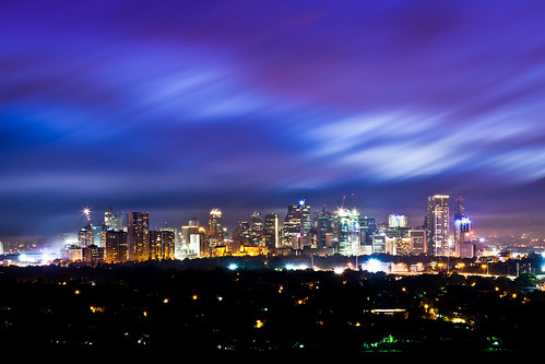 Different Faces of Makati - Night | by Benson Kua