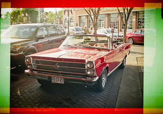 Old Red Ford