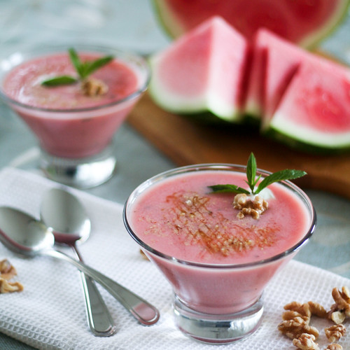 Watermelon Soup-4 | by Sonia! The Healthy Foodie