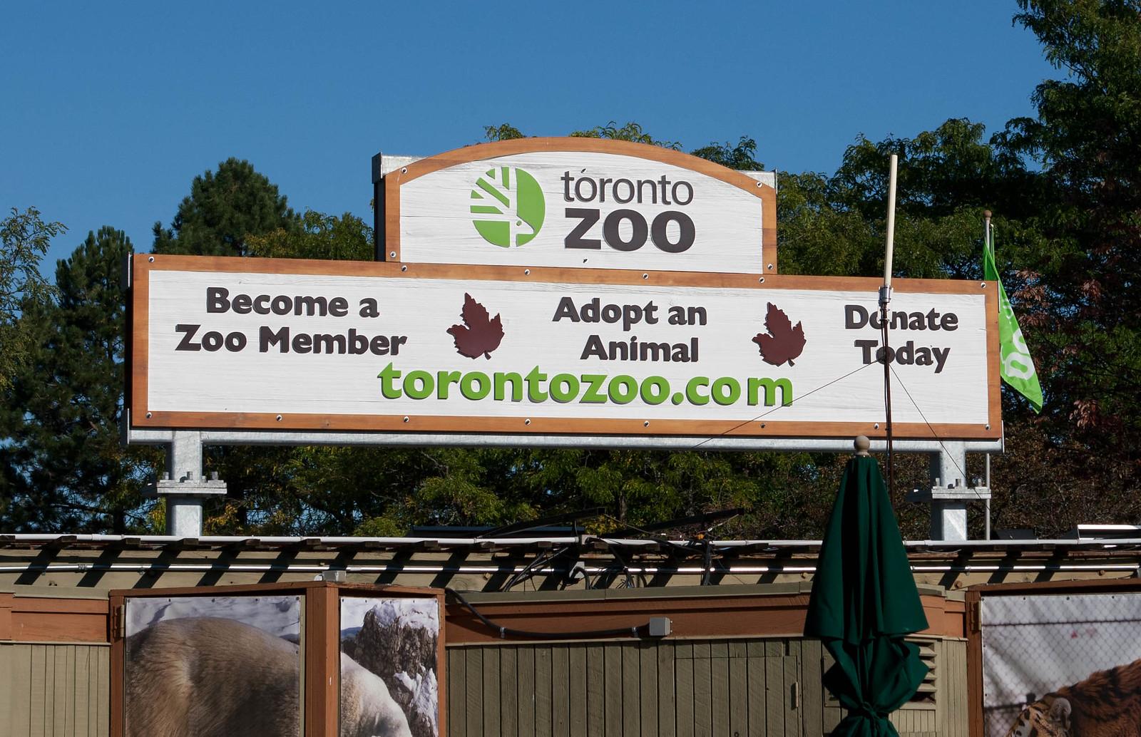 Toronto Zoo - September 2011