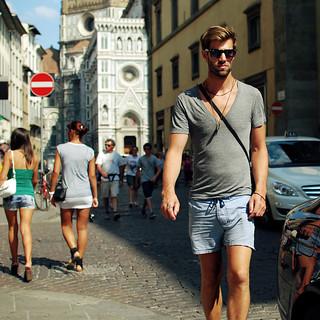 Florentine catwalk   by josemanuelerre