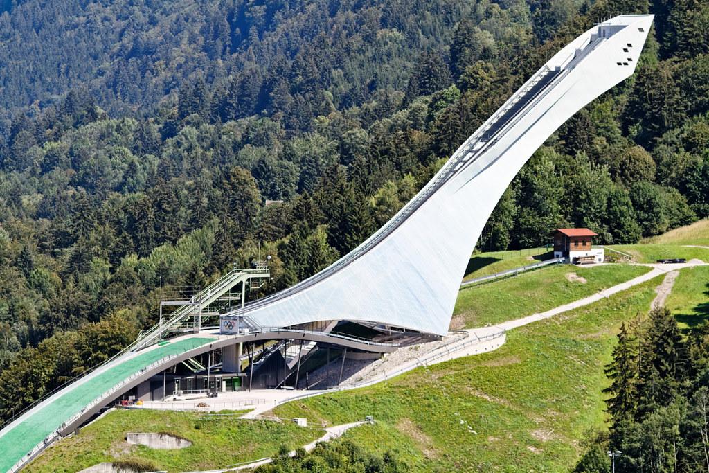 Garmisch Partenkirchen Olympiaschanze