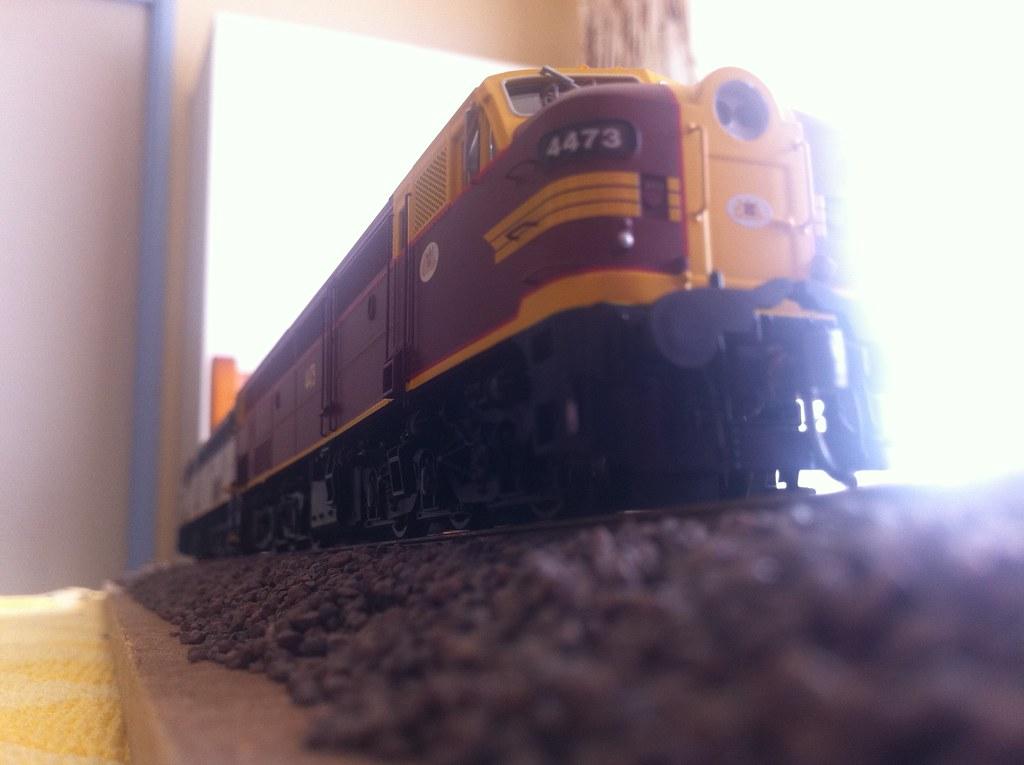 Train0rama 4473 by Michael