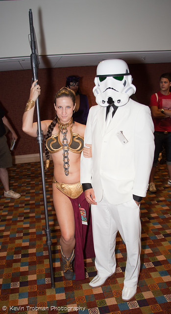 Leia and Pimp Trooper